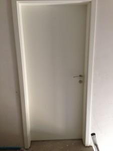 Badezimmertür (aussen)