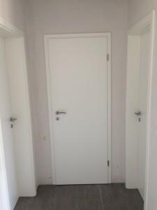 Flur (Arbeitszimmer, WC, HWR)